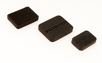 Industrial Rubber | Pedal Pads